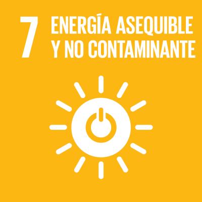 7 - Energía asequible y no contaminante