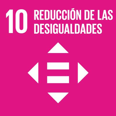 10 - Reducción de las desigualdades