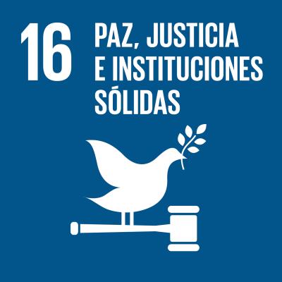 16 - Paz, justicia e instituciones sólidas