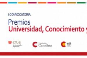 Premios Universidad, Conocimiento y Agenda 2030